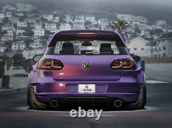 Jumdoo wide body kit for Volkswagen Golf 6 GTI 5doors mqb mk6