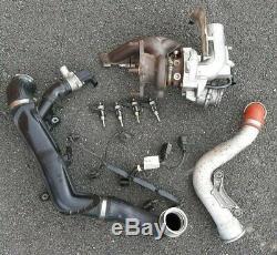 K04 Turbo kit. Audi a3 s3 tt tts golf ed30 mk5 gti upgrade cdl bhz bwj Tfsi 2.0