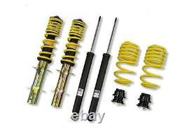 KW STX Coilover Suspension Kit VW Golf Mk5 all hatch models inc GTi R32