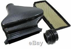 Kit Admission Air Dynamique Vw Golf 5 Gti + Filtre Sport Lavable