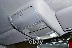 MK5 Golf GTi 3 Door Complete Black Roof Headlining Kit with Pillar Trims