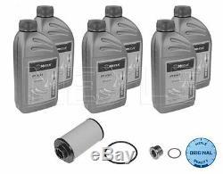 Meyle 6 Speed Dsg Gearbox Service Kit Golf Mk5 Inc Gti Oil, Filter & Plug