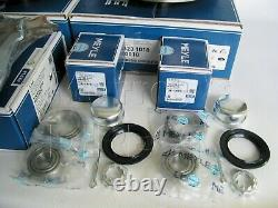 Meyle Rear Brake Drums Shoes Bearing Kits VW Mk1 Golf GTi & Convertible Mk2 Carb