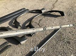 Mk2 Golf GTI 16v 8v 90 Spec Kit Arches Mouldings Sills 3 Door Full