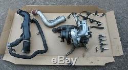 Mk5 Golf GTi MkV VW K04 Turbo Kit Conversion A3 S3 K04-064 injectors