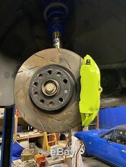 Mk5 Golf Gti Big Brake Kit Brembo/Porsche Set Up
