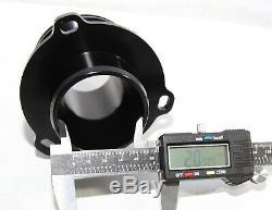 Muffler Delete Pipe Kit for 09-13 Golf 2.0 GTI/TSI MK5 EA113 withK03 Turbo Black