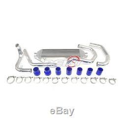 New Rev9 98-05 Vw Golf Gti 1.8t Front Intercooler Kit Fmic Mk3 Mk4 Gls Bolt On