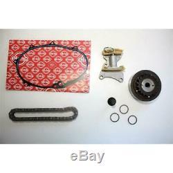 Nockenwellenversteller Kit für Alu Deckel Audi VW 2.0 FSi / TFSI 06F109088J