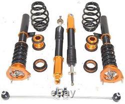 Non Damper Coilover Suspension Kits fits 06-12 VW GTI/ 03-07 GOLF MK5 MKV