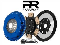 PLATINUM STAGE 3 CLUTCH & 9LBS FLYWHEEL KIT VW GOLF JETTA CORRADO VR6 2.8L GTi