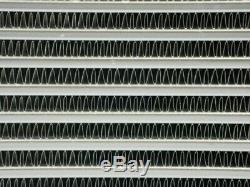 Performance Upgrade Ladeluftkühler-kit Alu Vw Golf 5 Gti Audi S3 Tt 2.0 Tfsi Tsi