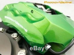 ProdigyWerks CR4 4-Piston Brake Kit 06-18 VW Jetta GLi TDi MK5 MK6 MK7 Golf GTi