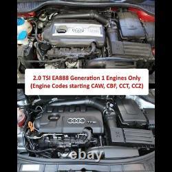 RAMAIR Jet Stream Air Filter Intake Induction Kit for VW Golf Mk6 2.0 GTI
