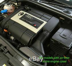 RAMAIR Oversized Jet Stream Intake Induction Kit for VW Golf Mk6 GTI, Ed35 EA113