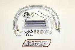 Racimex Ölkühler Montagekit mit Oelkühler für alle VW Golf 2 GTI Blitzversand