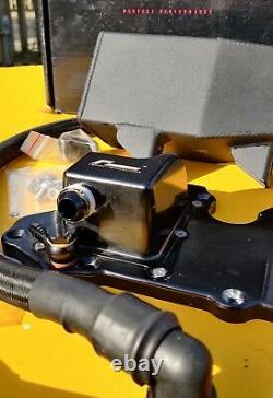 RacingLine Oil Catch Tank Can Management Kit for Volkswagen Golf MK7 MK7.5 GTI R