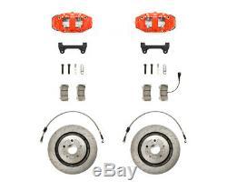 Racingline Performance 345mm 4 Pot Stage 2 Brake Kit for VW Golf MK7 GTi / R