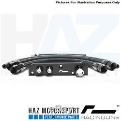 Racingline Performance VWR Oil Catch Tank/Can Kit Audi Seat VW GTI R S3 8P EA113