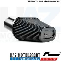 Racingline R600 Cotton Air Filter Intake Kit + Coolant Hose Golf Mk7 Mk7.5 R/GTI