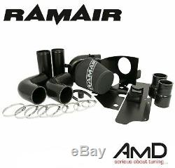 Ramair MK5 GOLF GTI Oversized Induction kit Stage 2 Air Filter with Heat Shield