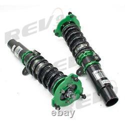 Rev9 32 Damping Hyper-street 2 Mono Coilovers Kit For 15-18 Vw Golf R / Gti Mk7