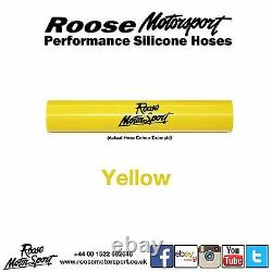 Roose Motorsport VW Golf Mk2 1.8 GTI 8V K-Jetronic Ancillary Silicone Hose Kit