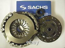 Sachs Kupplung Kupplungskit Kupplungssatz VW Golf 3 2,0 GTI 1,9TDI 3000332001