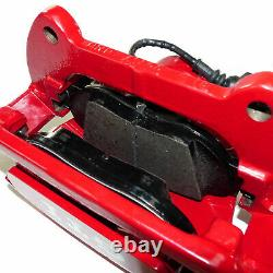 Seat Leon 5F Cupra R Bremssättel vorn Set original Sättel + Beläge Bremse 340mm