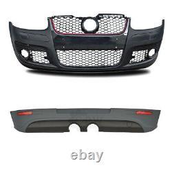 Set Kit Stoßstange vorne + hinten für VW Golf V 5 GTI Optik Bj. 03-09