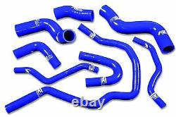 Silicone hose kit for VW GOLF GTI 2.0 TFSI MKV MK5