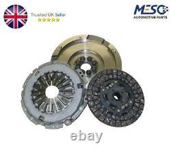 Solid Flywheel Conversion Clutch Kit For Vw Golf Mk5 (1k1) 2.0 Gti 2006-2012
