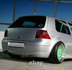 Spoiler Body Kit VW GOLF IV 4 ABS Plastica Ottica GTI 25