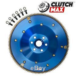 Stage 3 Clutch Kit+aluminum Flywheel Vw Beetle Turbo S Golf Gti Jetta 1.8t 6-spd