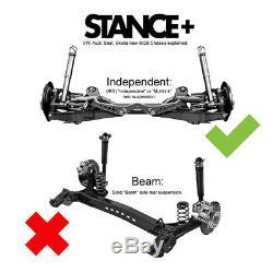 Stance+ Street Coilovers VW Golf Mk7 1.6TDi 2.0TDi 2.0TSi GTD GTi R 2013-2020