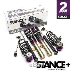 Stance+ Ultra Coilovers Suspension Kit VW Golf Mk5 (1K) 2.0TFSi GTi