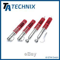 TA TECHNIX High-Quality Gewindefahrwerk VW Golf 2 1.8 GTI + 16V + G60