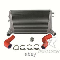 Tube Intercooler Kit For VW Golf MK6/MK5 2.0 GTI/2.0 FSI Turbo 2003-2009