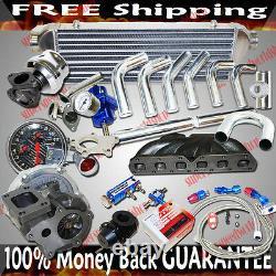 Turbo Kits with Precision 5431Turbo for 01-02 VW Jetta GLX/GLS Wagon 2.8L VR6 only
