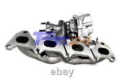 Turbolader AUDI VW SEAT SKODA 1.4TSI 103kW-135kW BWK 03C145701T + Montagesatz