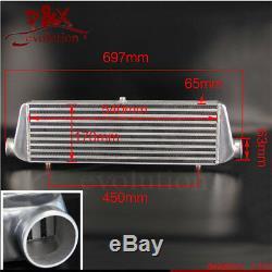 Upgrade FMIC Turbo Intercooler & Piping Kit Fits 98-05 VW JETTA Golf GTI 1.8T