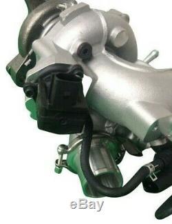 Upgrade K04 Hybrid Turbo Manifold Kit For Audi A3 Vw Golf Gti 2.0t