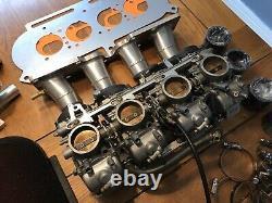 VW 16V KR ABF Bike Carb Conversion Kit, VW Corrado MK2 Golf GTI DanST