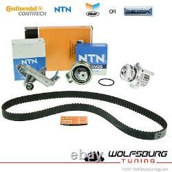 VW Audi 1.8T MK4 B5 A4 Jetta GTI Beetle Passat Timing Belt Kit water pump
