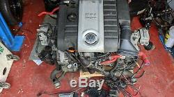 VW Audi Bwa Axx 2.0 Tfsi Engine and DSG gearbox from Mk5 Golf GTi pos. Kit Car