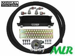 VW GOLF MK4 MK5 GTi 1.8 20V TURBO MOCAL ENGINE OIL COOLER KIT ZO1K-3/4UNF
