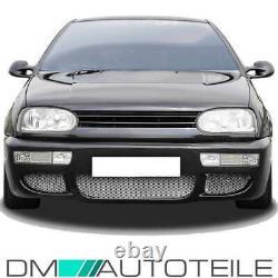 VW Golf 3 91-97 Parechoc Clignotants Becquet Grille Kit de transformation GTI RS