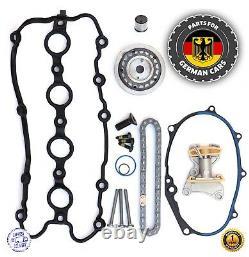 VW Golf GTI 2.0 FSI 2.0 TFSI Cam Timing Chain Tensioner & Sprocket Kit