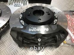 VW Golf GTi MK2 front 330mm brake kit AP Racing CP9440 4 pot calipers