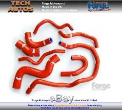 VW Golf GTi Mk5 ED30 Passat Forge Motorsport FMKC010 Silicone Coolant Hose Kit